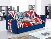 多功能储物 扶手可拆装 吸湿透气绒布面料 现代风格三人位沙发