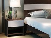 現代簡約 床頭柜