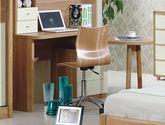 北歐風格 時尚簡約 精選優質實木堅固耐用休閑轉椅