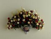 欧式壁挂花瓶花艺树脂花盆墙面壁饰花篮挂件墙上挂饰装饰品