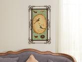 美式复古铁艺装饰墙面壁挂画 客厅家居饰品  酒吧创意壁饰 单幅