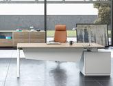 現代商務辦公家具 高檔老板桌大班臺高管辦公桌 經理桌主管桌