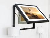 電表箱裝飾畫 現代簡約風格隨意停遮擋電表畫