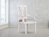 恒利簡歐書房配套家具 休閑書椅簡歐家具