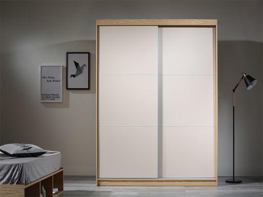 温馨简约 北欧风格小户型趟门衣柜